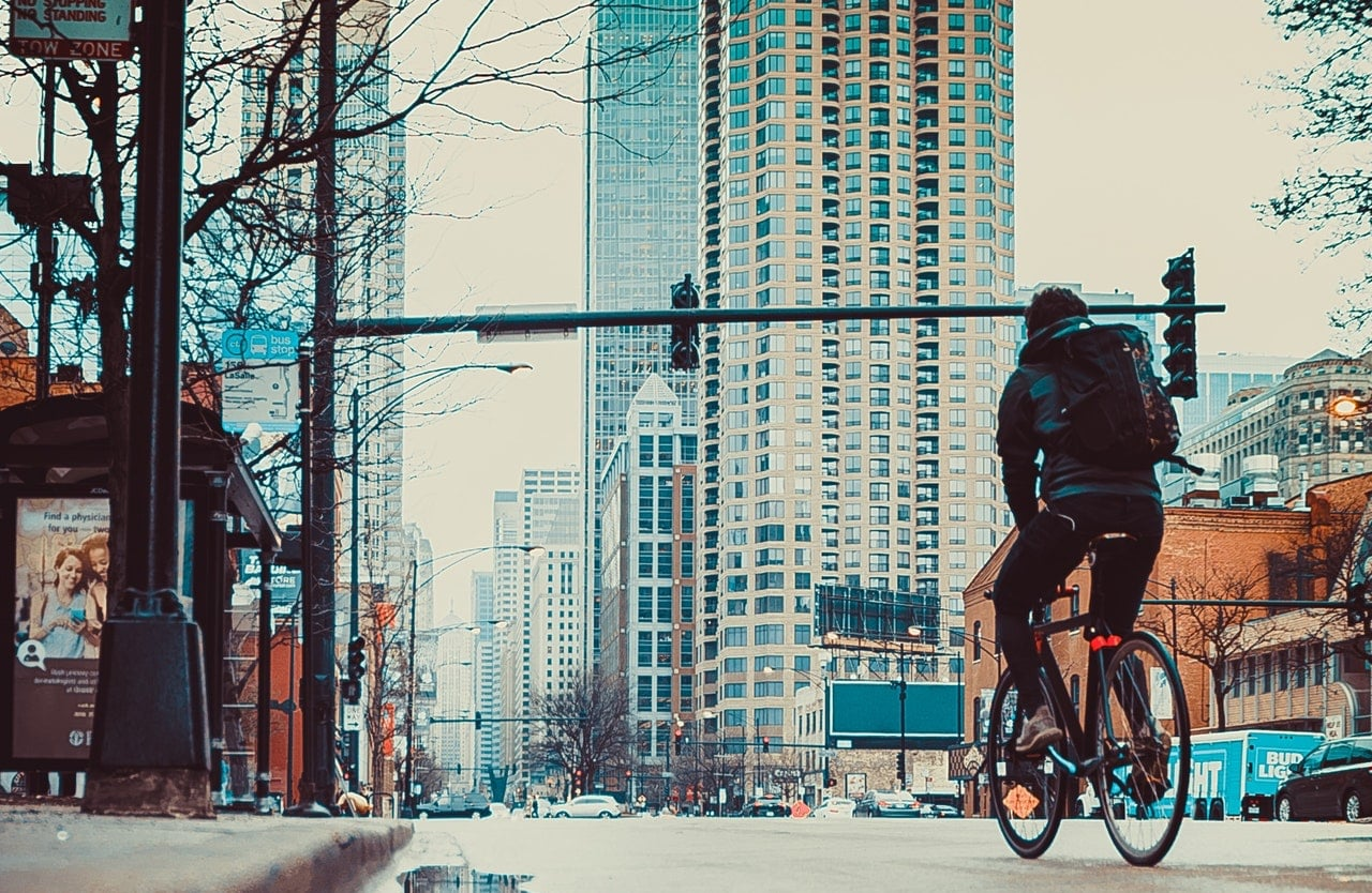 Ride A Bicycle? Now You Have 3 Feet of Space While Riding On The Road in Michigan!