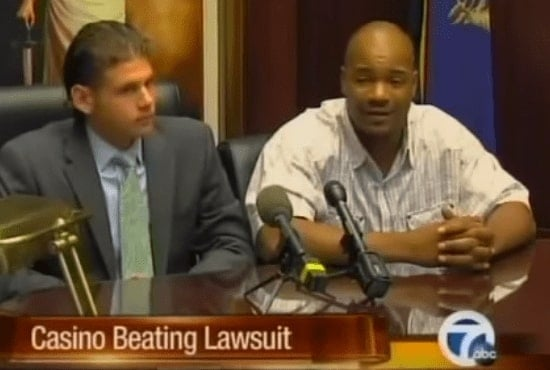 Marko Law take on the Detroit Police for beating at MGM Grand Casino