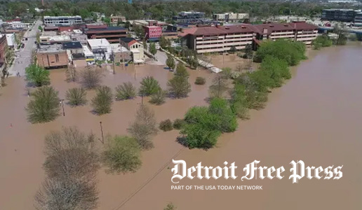 Midland homeowners sue dam owners after flooding, seek damages for property damages