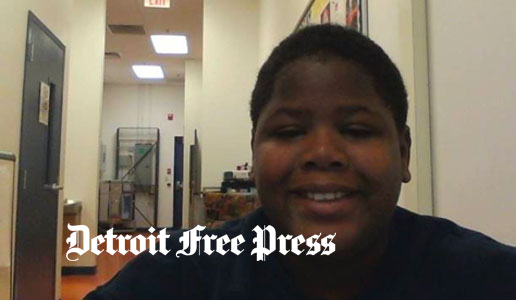 Attorney compares Michigan teen's death at Kalamazoo facility to George Floyd's