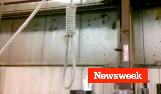 Former Michigan Trucking Company Employee Sues After Complaining of Noose Hanging in Garage