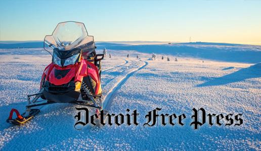 2 snowmobilers win key decision in lawsuit against Michigan DNR