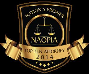 NAOPIA 2014 Badge